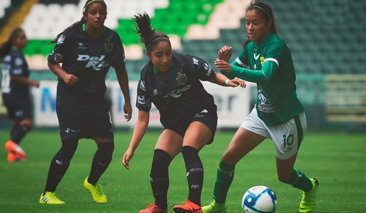 club leon femenil